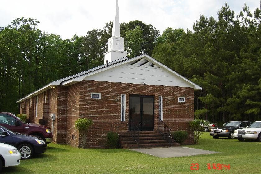 Image of Moore's Chapel Church