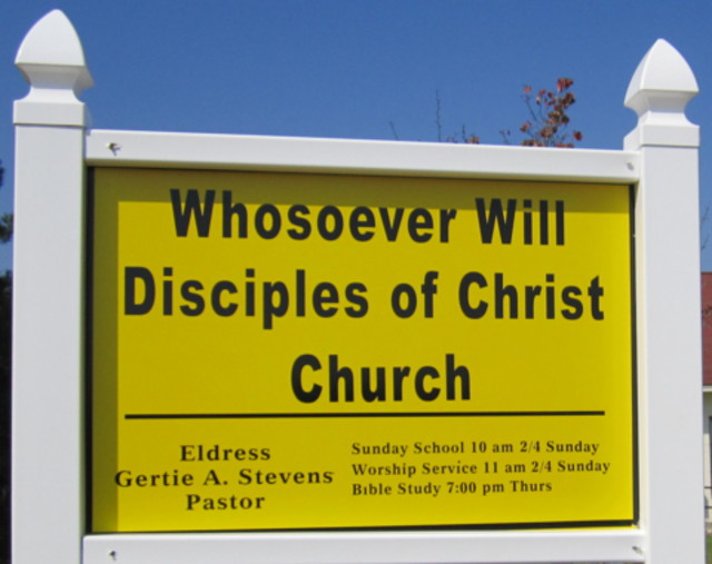 Whosoever Will Church